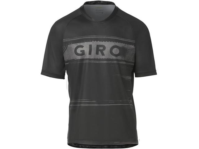 Giro Roust Trikot Herren black/charcoal hypnotic